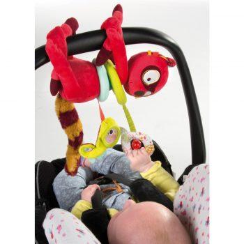 Speelgoedjes autostoel / buggy