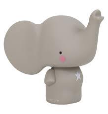 A Little Lovely Company Spaarpot olifant grijs
