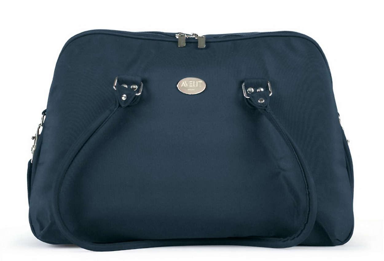 Avent travelbag zwart