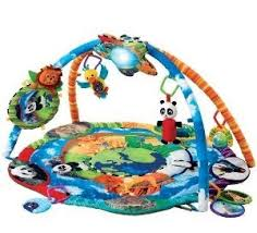 Baby einstein Speeltapijt around the world play gym