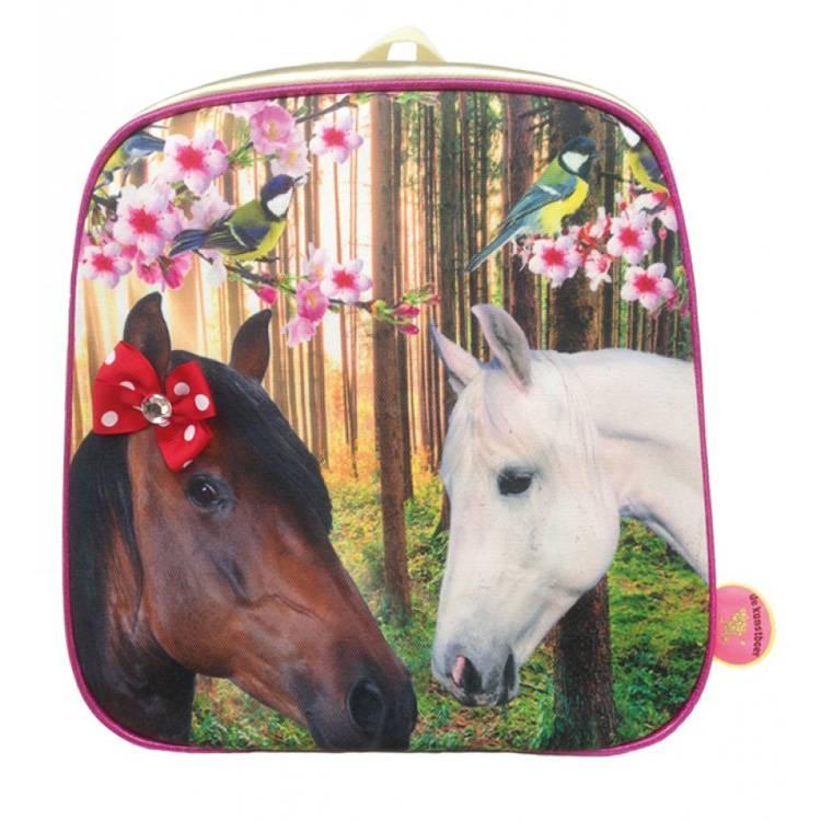De Kunstboer Rugzak paarden