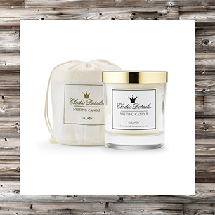 Elodie Details nesting candle
