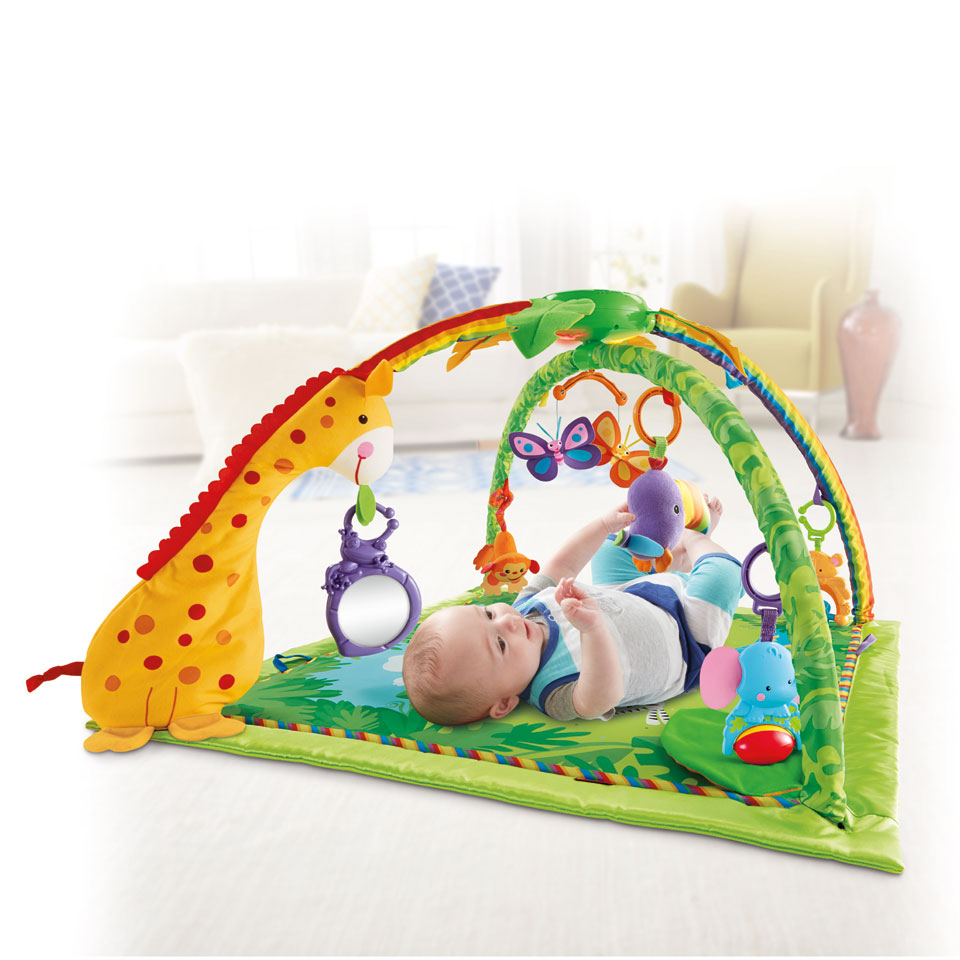 Fisher-Price Speeltapijt rainforest