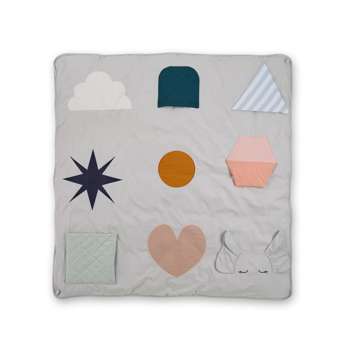 LIEWOOD Maude activity blanket