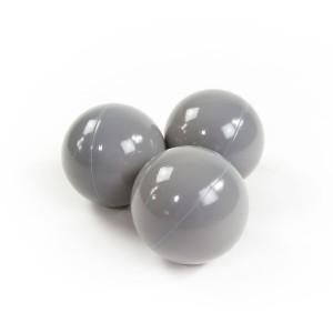 MEOW-baby ballen lichtgrijs (50 stuks)