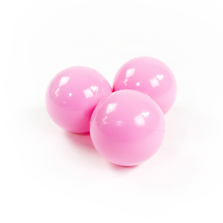 MEOW-baby ballen lichtroze (50stuks)