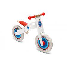 Scratch balance bike