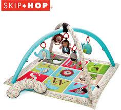Skip Hop Speeltapijt alphabet Zoo