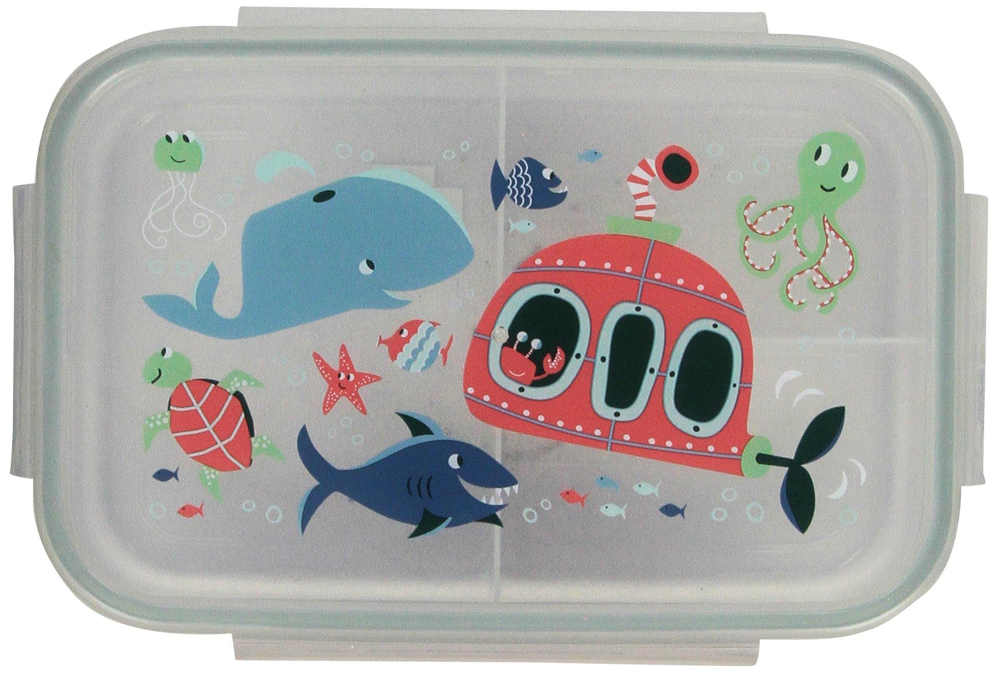 SUGAR BOOGER Good lunch bento box OCEAN