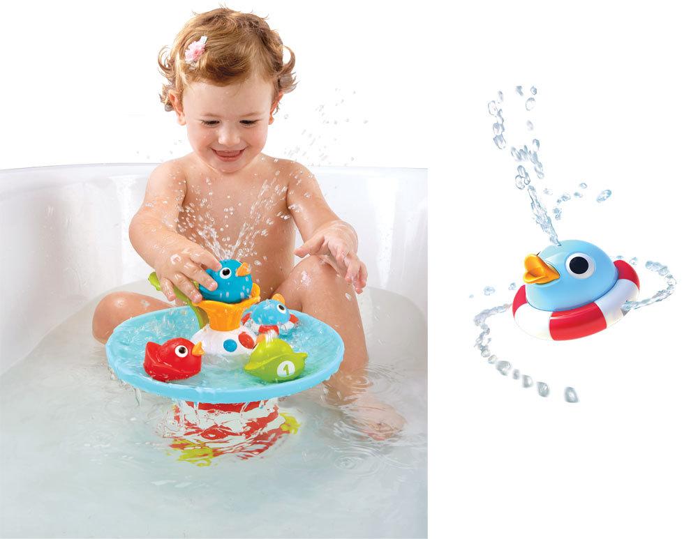 343502d3f6b7f5 €34,90 - Yookidoo musical duck race - The Little Ones