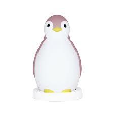 Zazu Pam the pinguin slaaptrainer roze