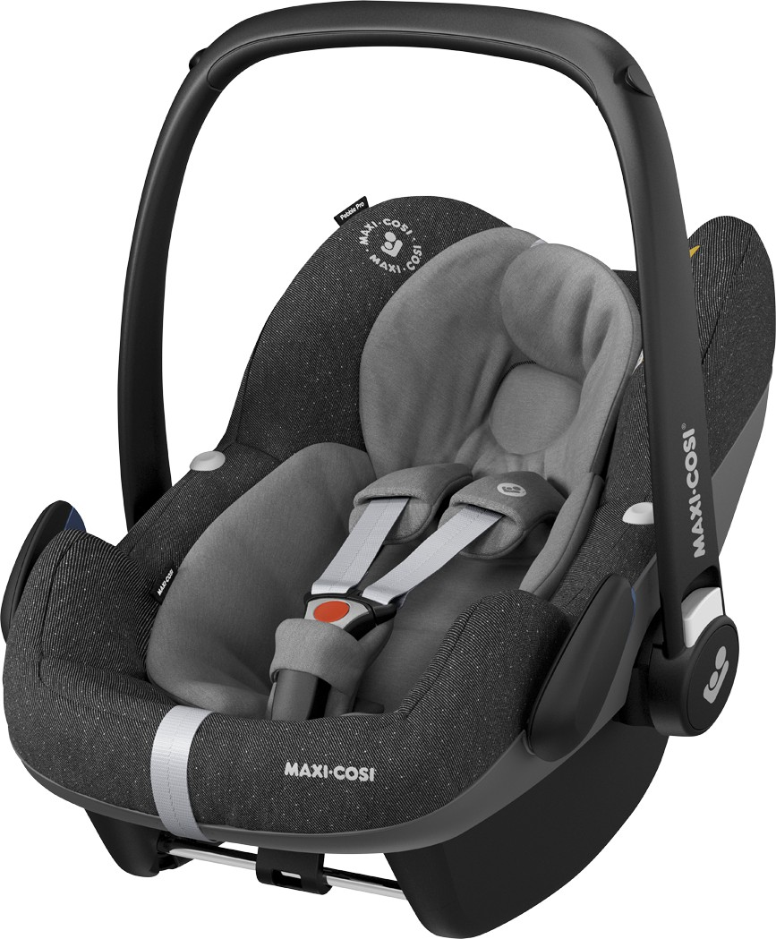 239 00 maxi cosi pebble pro i size sparkling grey the little ones. Black Bedroom Furniture Sets. Home Design Ideas